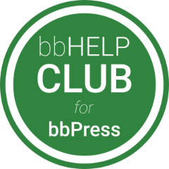 bbHelp Club - Logo